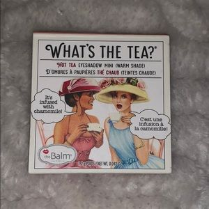 theBalm What's The Tea Eyeshadow Ooh La La